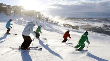 Skiier dies at Australian resort
