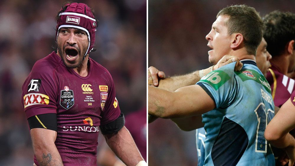 Bird's eyes on Thurston in Origin I