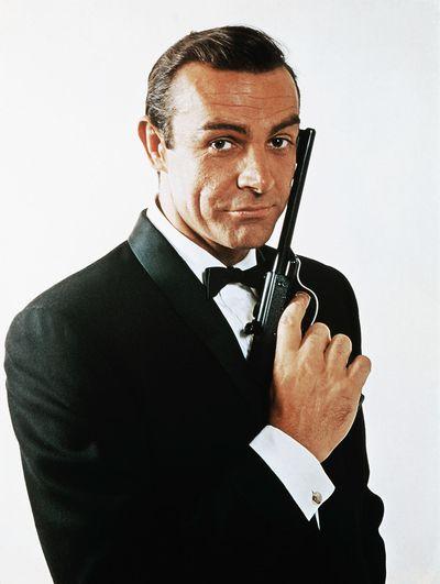 The name's Bond ....