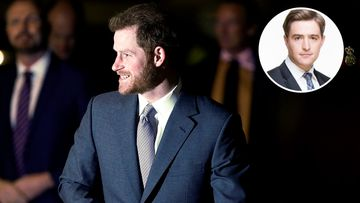 Prince Harry: The wild child turned good