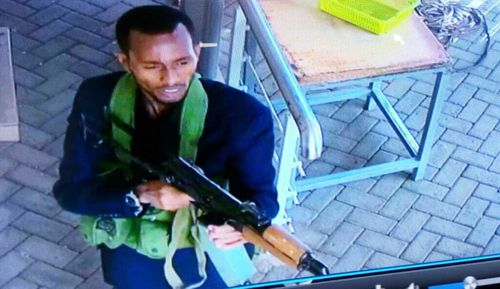 Kenya's president has said security forces killed all four militants who stormed the complex.
