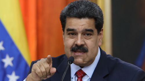 President Nicolas Maduro is alleging the United States orchestrated a coup to remove him from the helm of the embattled nation.