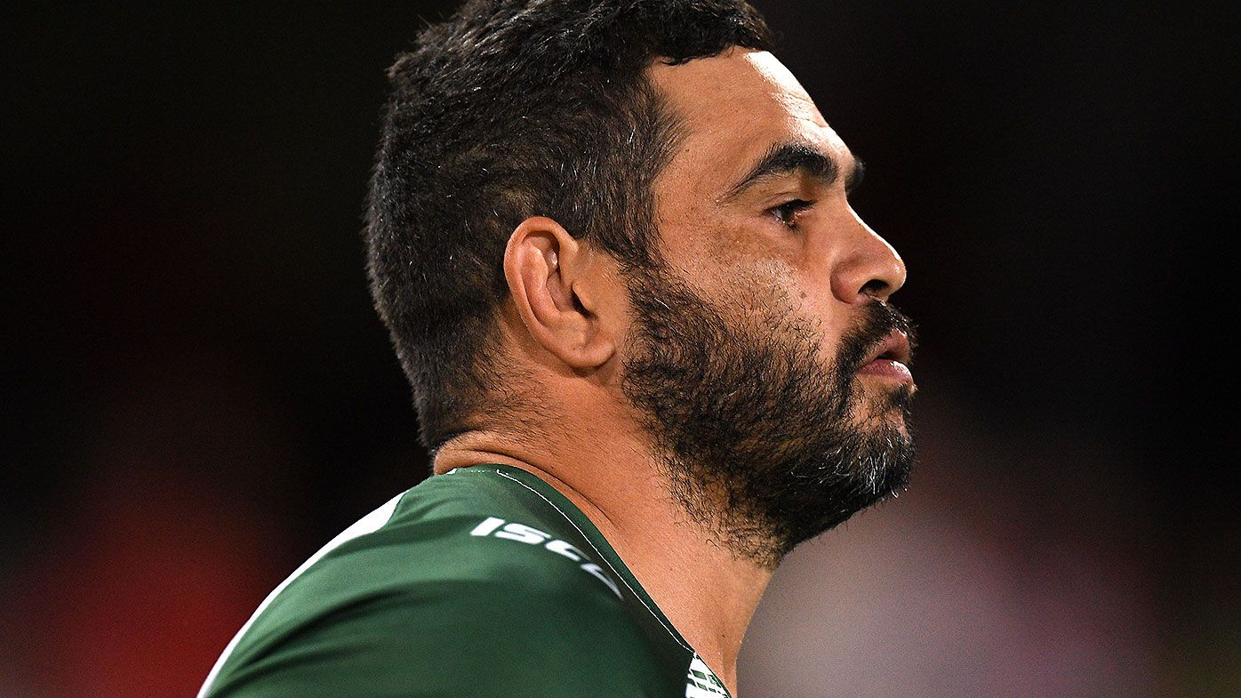 Greg Inglis meets with family before making decision on playing future