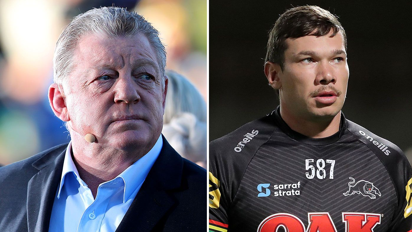 Phil Gould steps in for 'depressed' Brent Naden amid drug ban