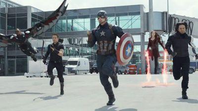 10. Captain America: Civil War