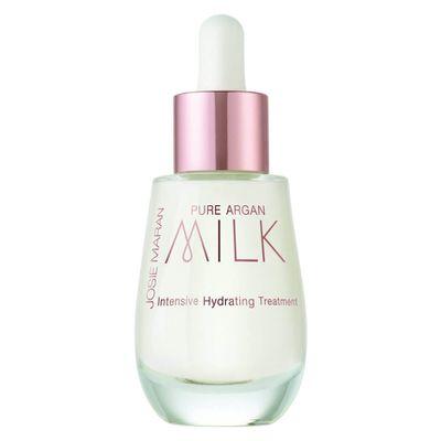 "<a href=""https://www.mecca.com.au/josie-maran-cosmetics/pure-argan-milk-treatment/V-019481.html"" target=""_blank"">Josie Maran Cosmetics Pure Argan Milk Treatment, $82</a>"