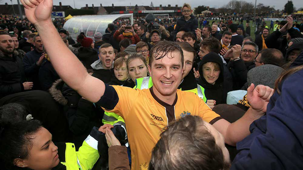 Sutton stun Leeds, United brush past Wigan