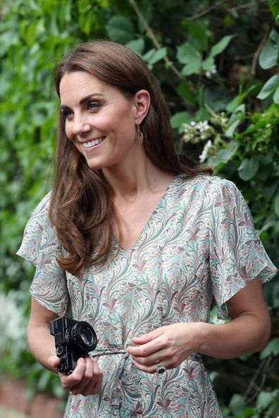 Kate Middleton made patron of the Royal Photographic Society