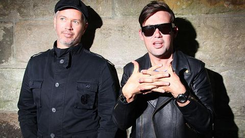 Grinspoon's Phil Jamieson talks rock'n'roll, kids, and his beef with the Madden brothers selling KFC
