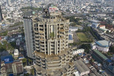 <strong>Sathorn Unique Tower, Bangkok, Thailand</strong>