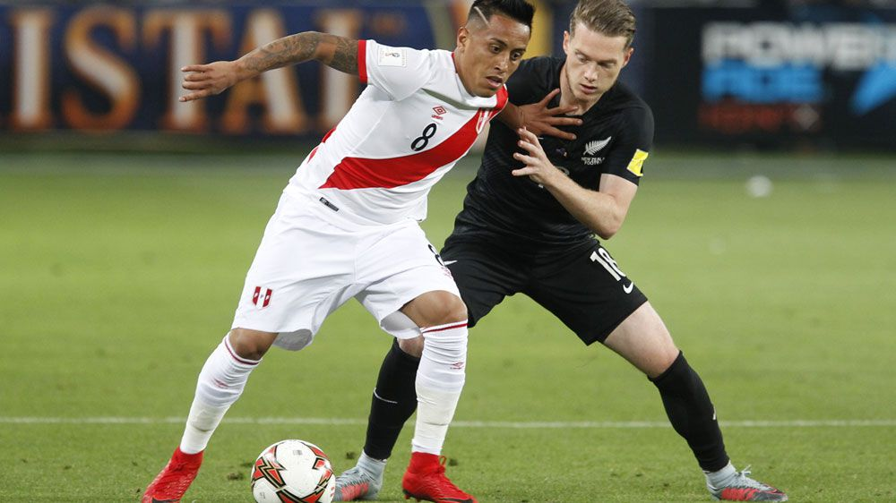 All Whites fall to Peru, miss World Cup