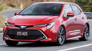 Toyota Corolla Australia recall
