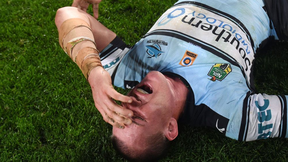 Gallen hospitalised after GF win