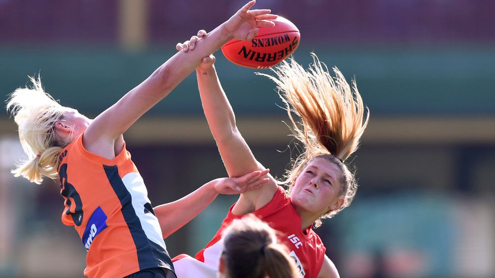 A better deal for players in the AFL Women's League is on the way. (AAP)