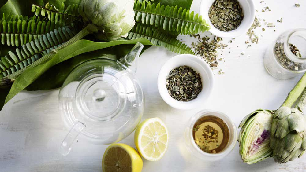 Ovvio Organics teas
