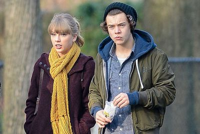 "Queen of Cat Kingdom Taylor Swift knew Hollywood bad boy Harry Styles ""was trouble when he walked in""... but she dated him anyway in 2012.  <br/><br/>Two months later and Haylor came to a total halt, lending loads of lyrical ammunition to T-Swizzle's latest album <i>1989</I>."