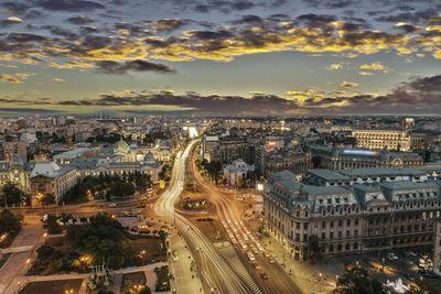 5. Bucharest, Romania