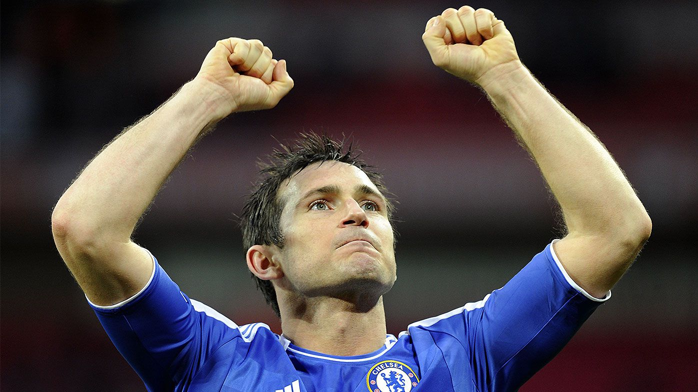 Chelsea club legend Frank Lampard returns to club as manager on three-year deal