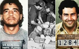 Drug lord Carlos Lehder, who featured in 'Narcos' released from prison