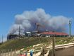 Out-of-control fire raging at Royal National Park