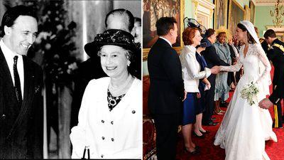 Times Aussie politicians have met the royals