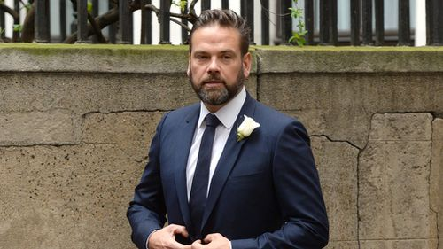 Lachlan Murdoch (pictured) put in a bid for Ten with Bruce Gordon. (AAP)
