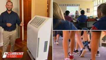 Aussie parents call for air purifier rollout as kids go back to school