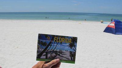 Florida, USA. (Kartki do Taty)