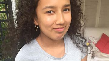 Undated family handout file photo of Jessica Urbano Ramirez, 12, who died in the Grenfell Tower fire. (AAP)