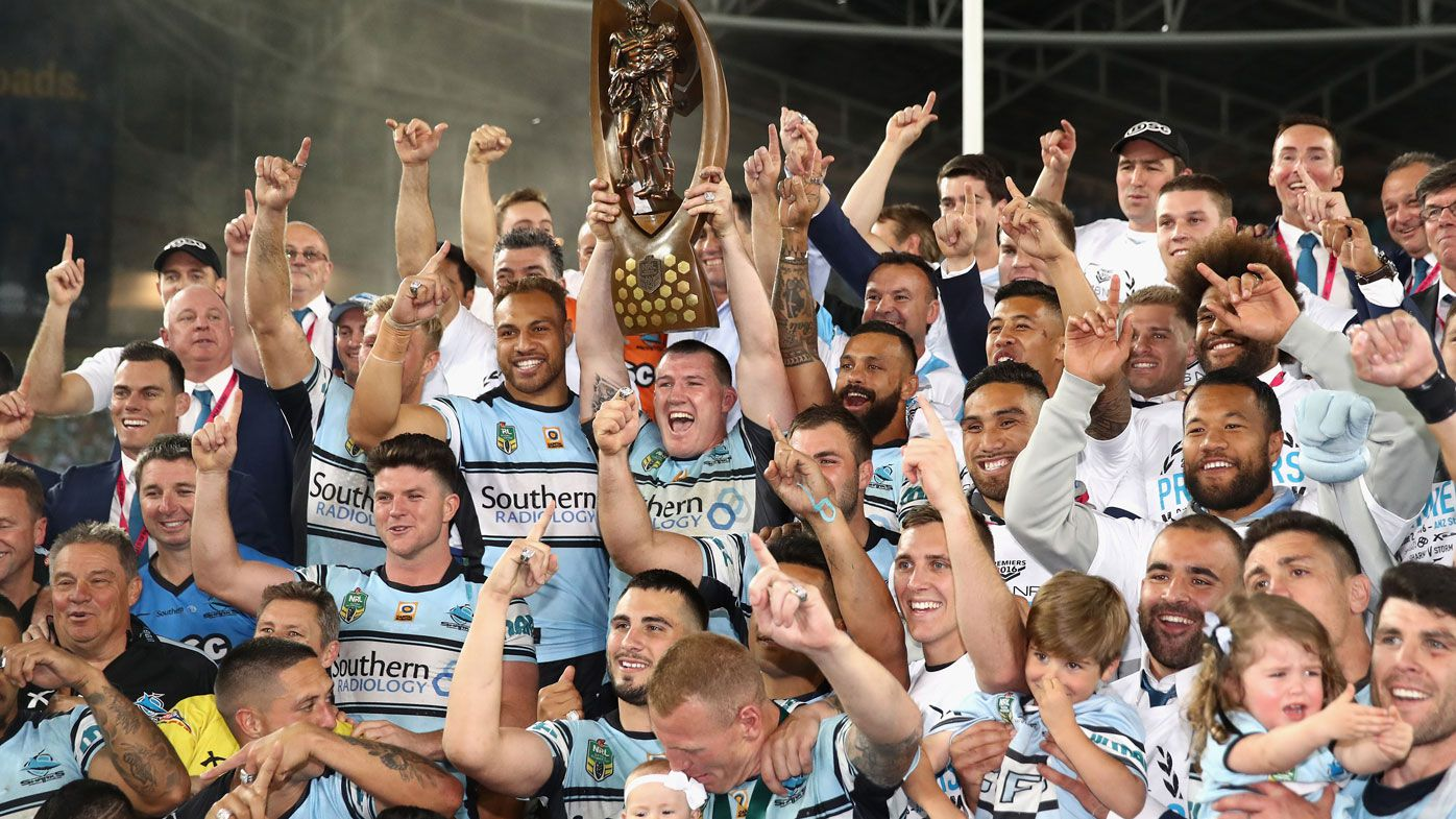 EXCLUSIVE: Paul Gallen explains why 2020 premiership asterisk is a badge of honour