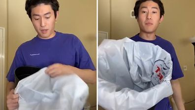 Clever hack shows there's actually an easier way to change your bin liner