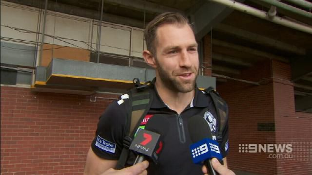 Cloke wants to stay with the Magpies