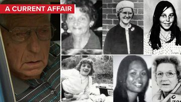 Person of interest in six murders says he's innocent