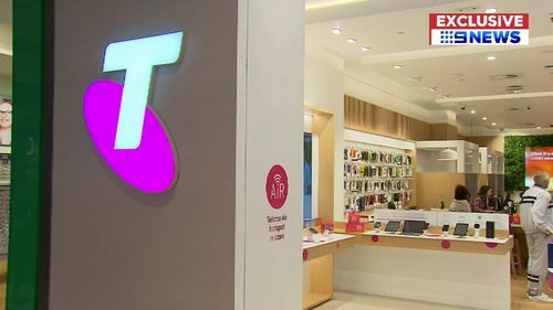 Telstra has apologised for the issue which is now under investigation. Picture: 9NEWS