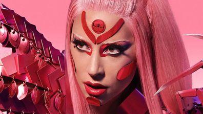 Lady Gaga in Stupid Love music video