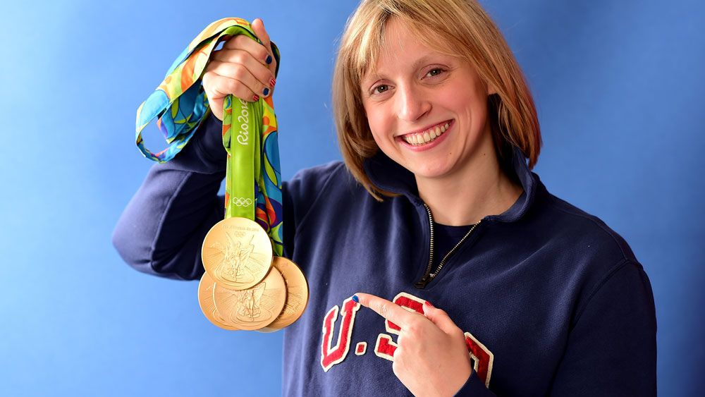 Ledecky chooses university over millions