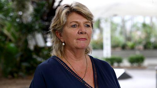 Bravehearts founder Hetty Johnston is running for the Senate.