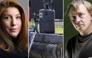 'It's my fault she died': Inventor's chilling admission after torturing and dismembering journalist on homemade submarine