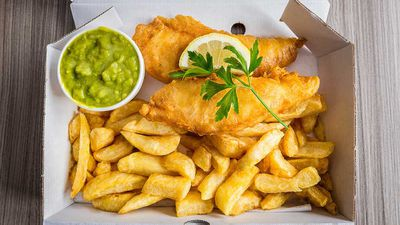Fish and chip shop sells 'world's spiciest fish'