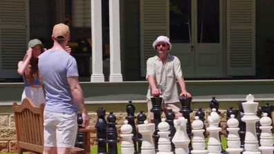 MAFS 2021 Patrick Belinda Brett Chess