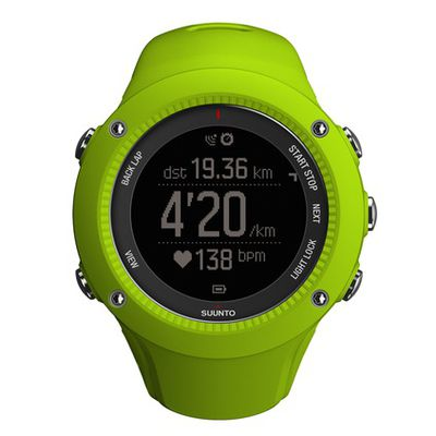 <strong>Suunto Ambit3 Sport GPS Heart Rate Monitor Watch</strong>
