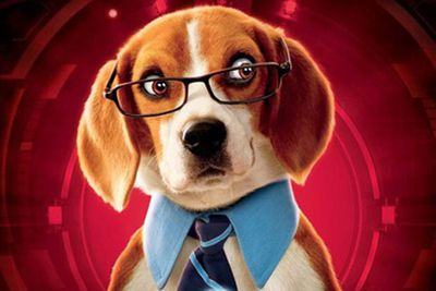 This beagle and his furry accomplices take on the evil Mr Tinkles (Sean Hayes).