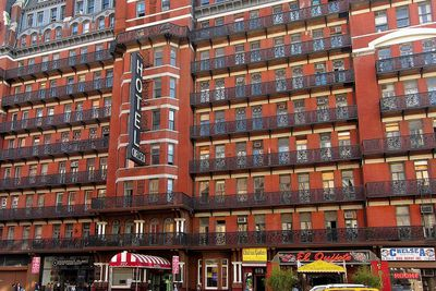 <strong>The Chelsea Hotel, New York City</strong>