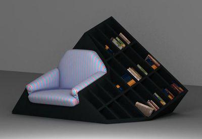 Tatik Cubed Chair