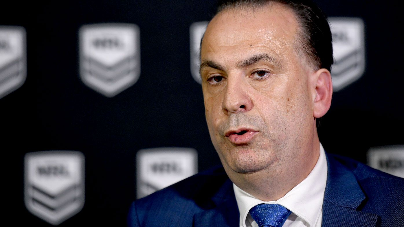 'He's gone too far this time': ARL Commission chairman Peter V'landys slammed over NRL rule changes
