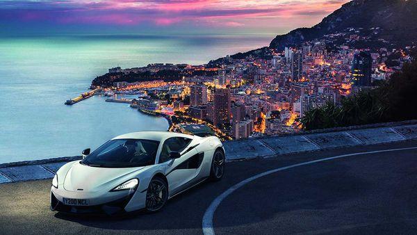 McLaren Sports Series 540c