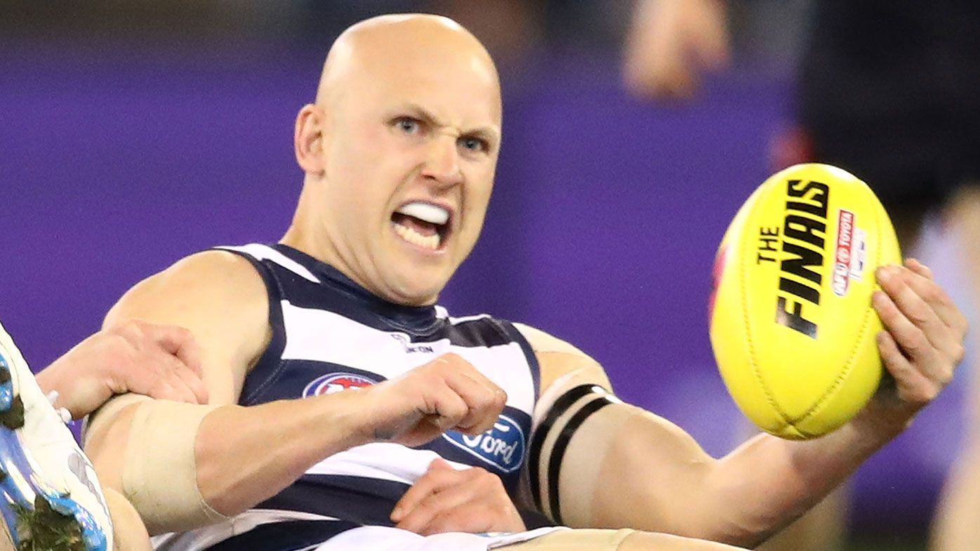 Geelong Cats star Gary Ablett set for forward switch at age 35 in 18th season