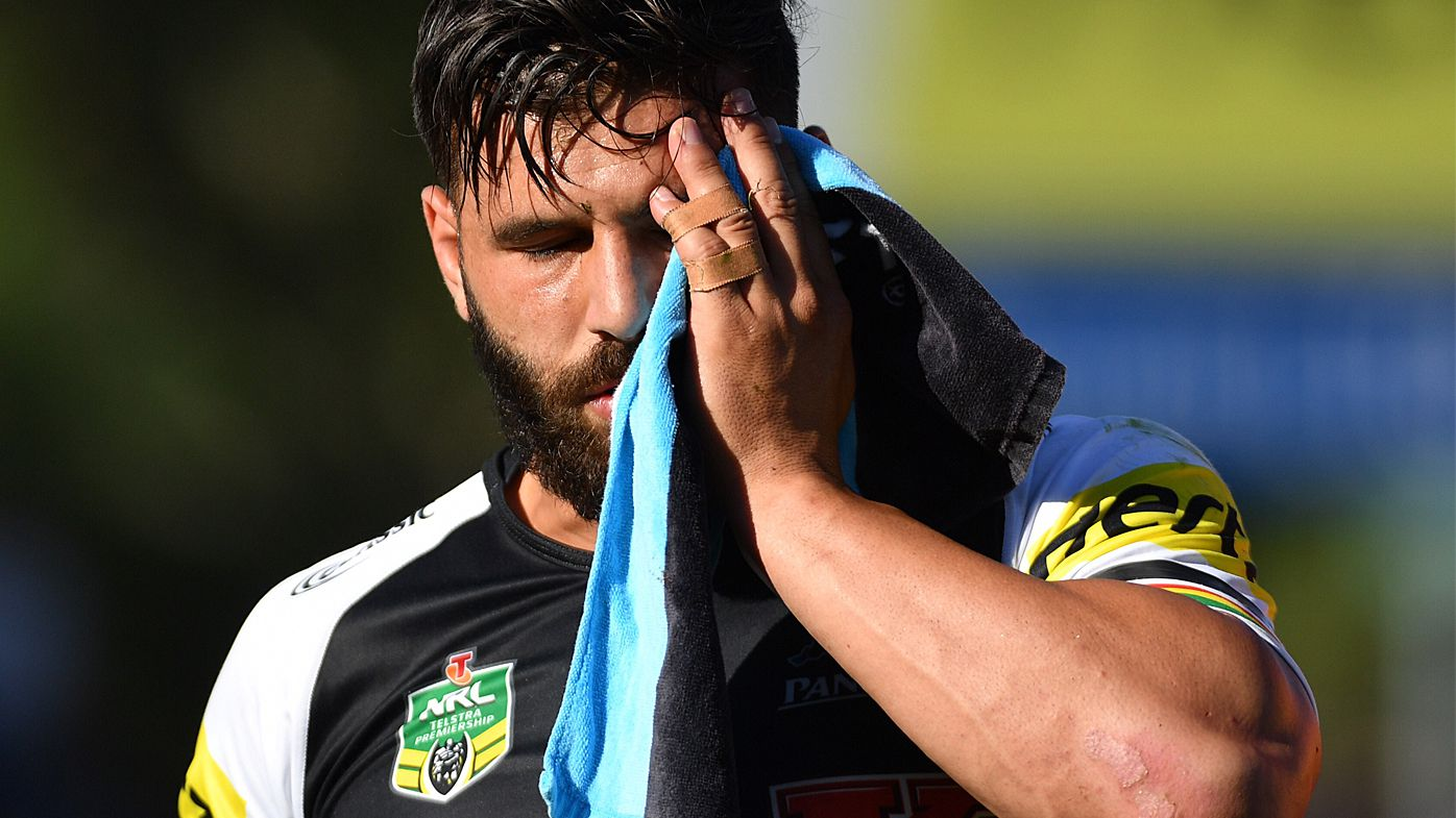 Penrith Panthers' Josh Mansour finally booked for surgery