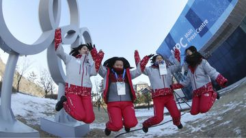 Korean tensions rising again ahead of Winter Olympics