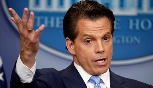 White House Communications Director Anthony Scaramucci wants FBI to investigate Chief of Staff Reince Priebus